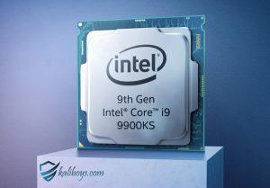 پردازنده های cpu های اینتل