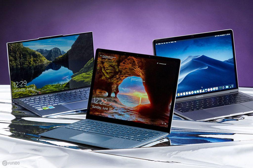 بررسی انواع مدل های موجود لپ تاپ لنوو (شرکت IBM امریکا)