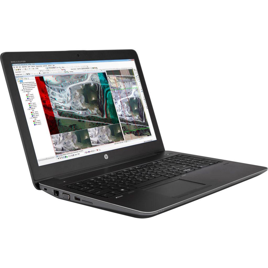بررسی تخصصی لپ تاپ HP ZBOOK 15 G3