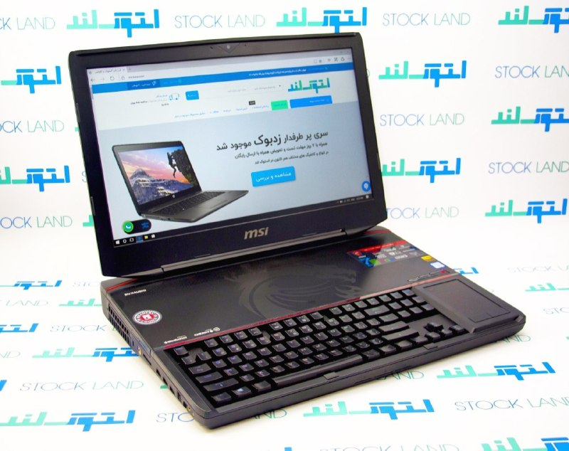 لپ تاپ MSI مدل TITAN