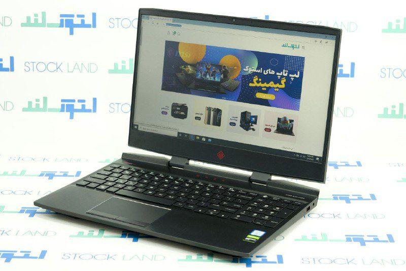 لپ تاپ اچ پی مدل OMEN Gaming 15DC A