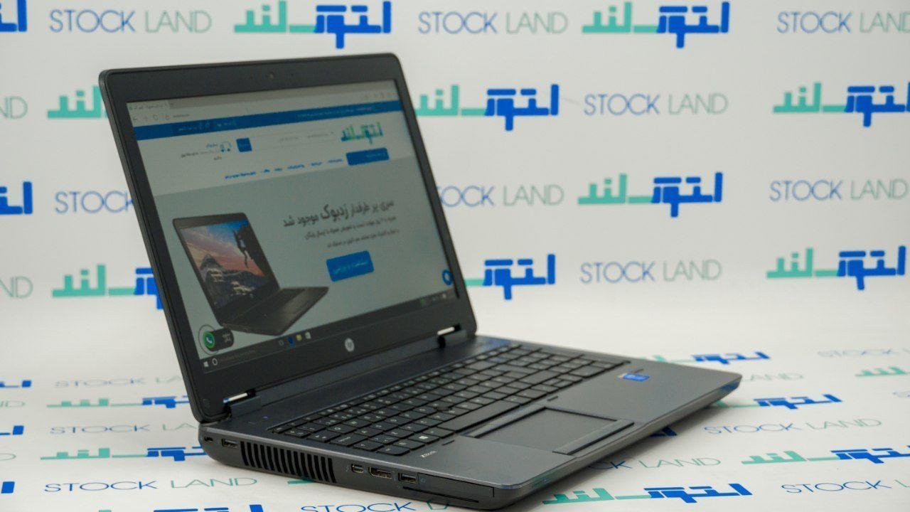لپ تاپ اچ پی Zbook 15 G2