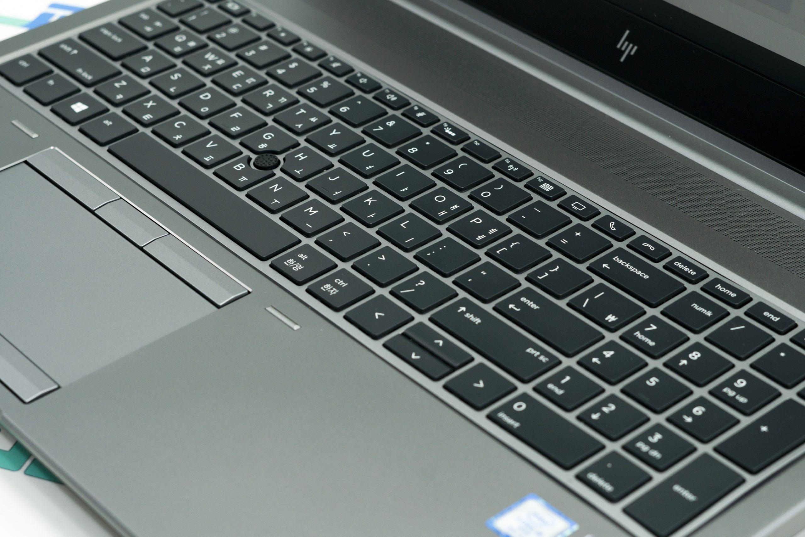 لپ تاپ اچ پی مدل ZBook 15 G6 C