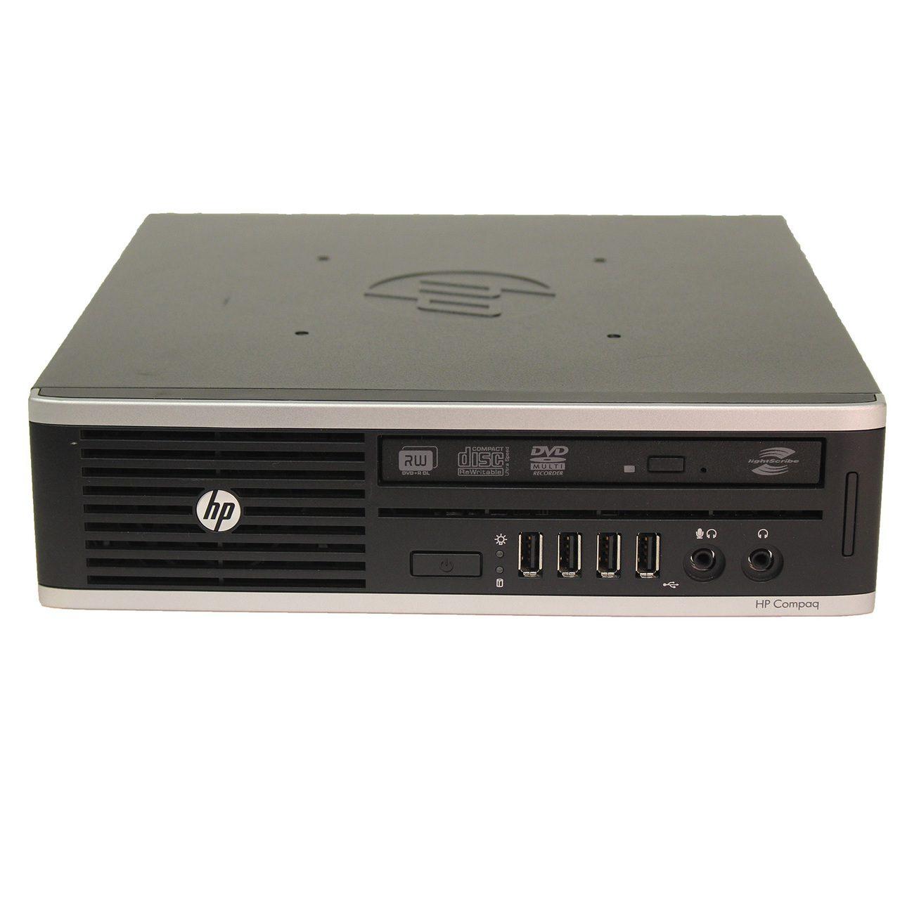 دسکتاپ اچ پی مدل Compaq 8300 ussf – B