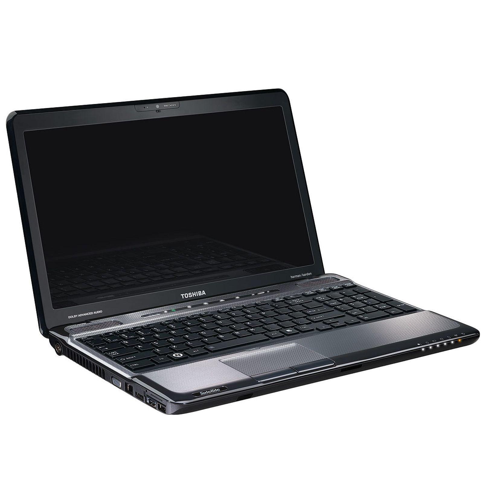 لپ تاپ Toshiba مدل Satellite A665