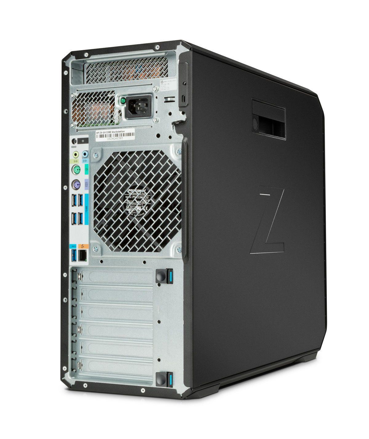 دسکتاپ HP مدل Z4 G4 Tower D
