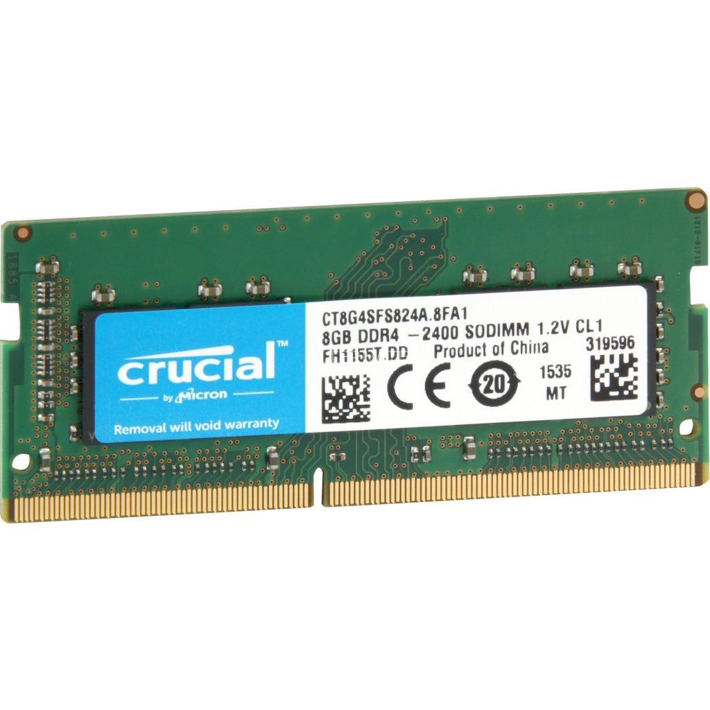 رم 8 گیگابایت DDR4 Crucial