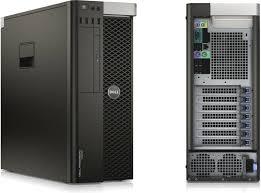 دسکتاپ Dell مدل T5600 WorkStation B