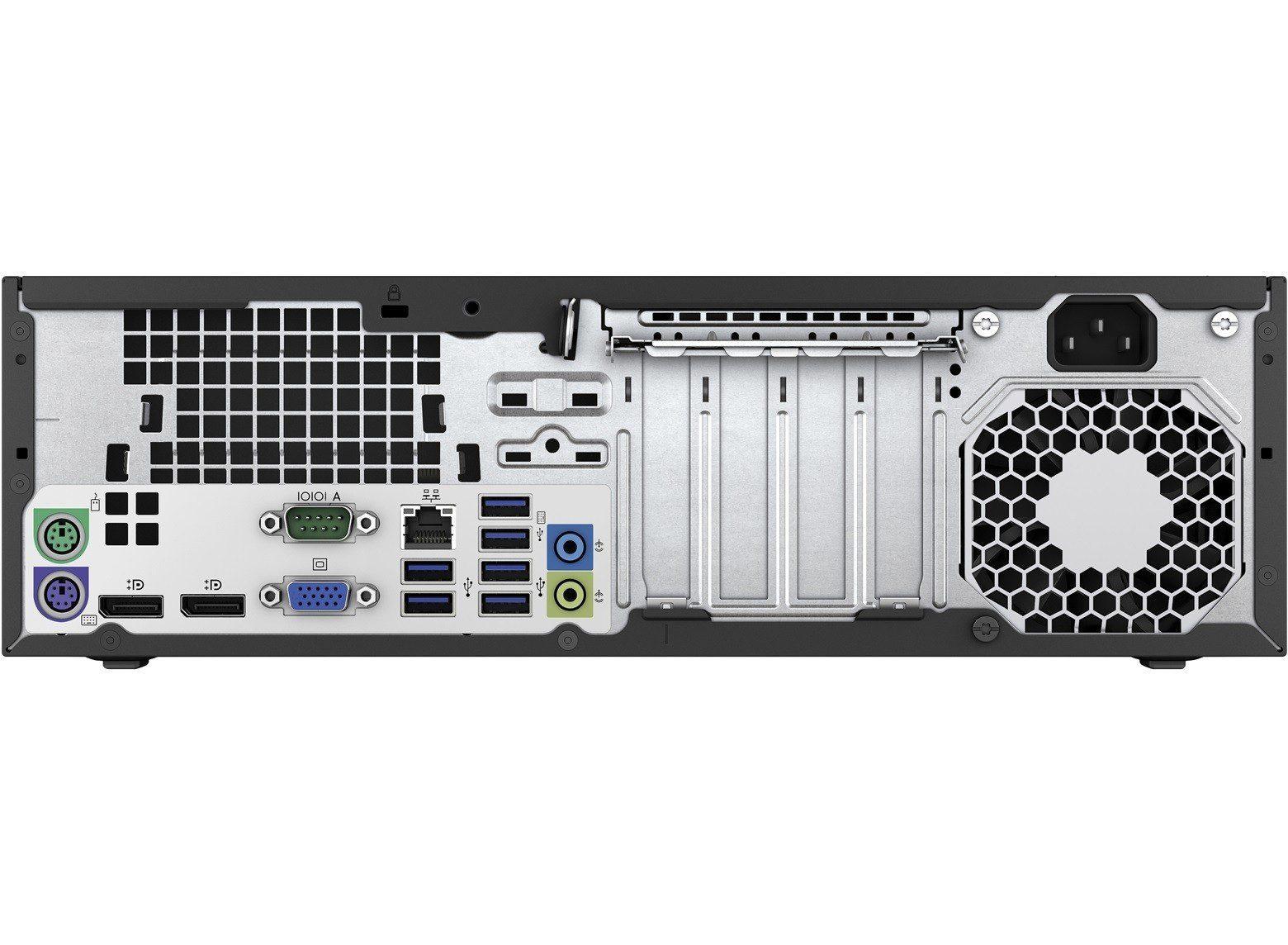 دسکتاپ اچ پی مدل  G2 600-800 SFF – G