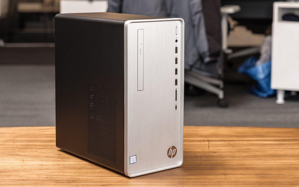 دسکتاپ HP مدل Pavilion Gaming TG01 Silver