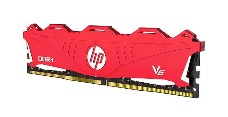 رم HP DDR4 2667 V6 SERIES