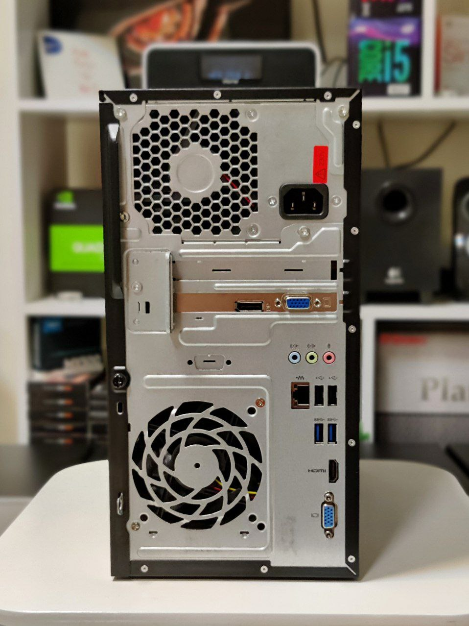 دسکتاپ HP مدل Pavilion 590MT