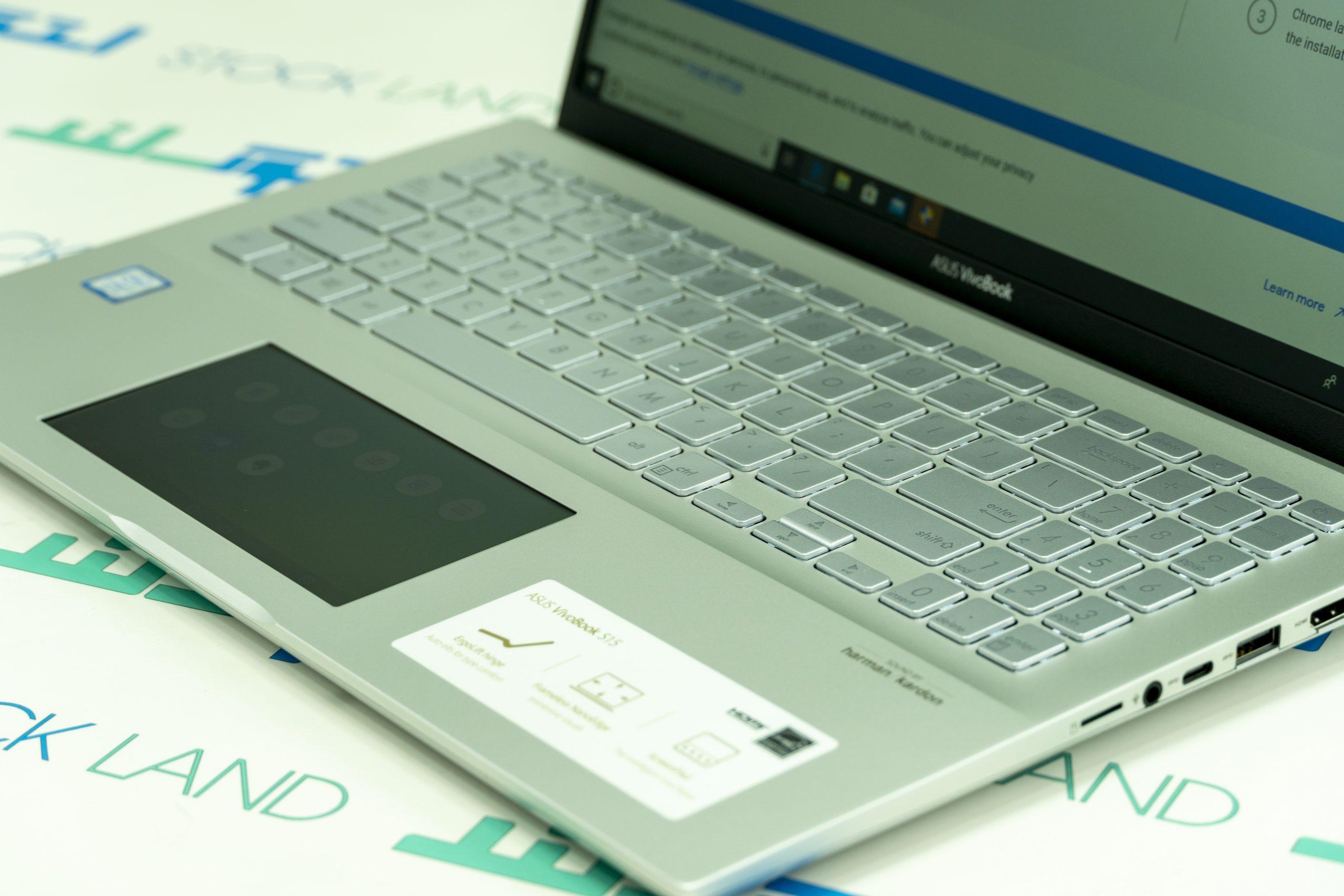 لپ تاپ ASUS مدل VivoBook S532Fa