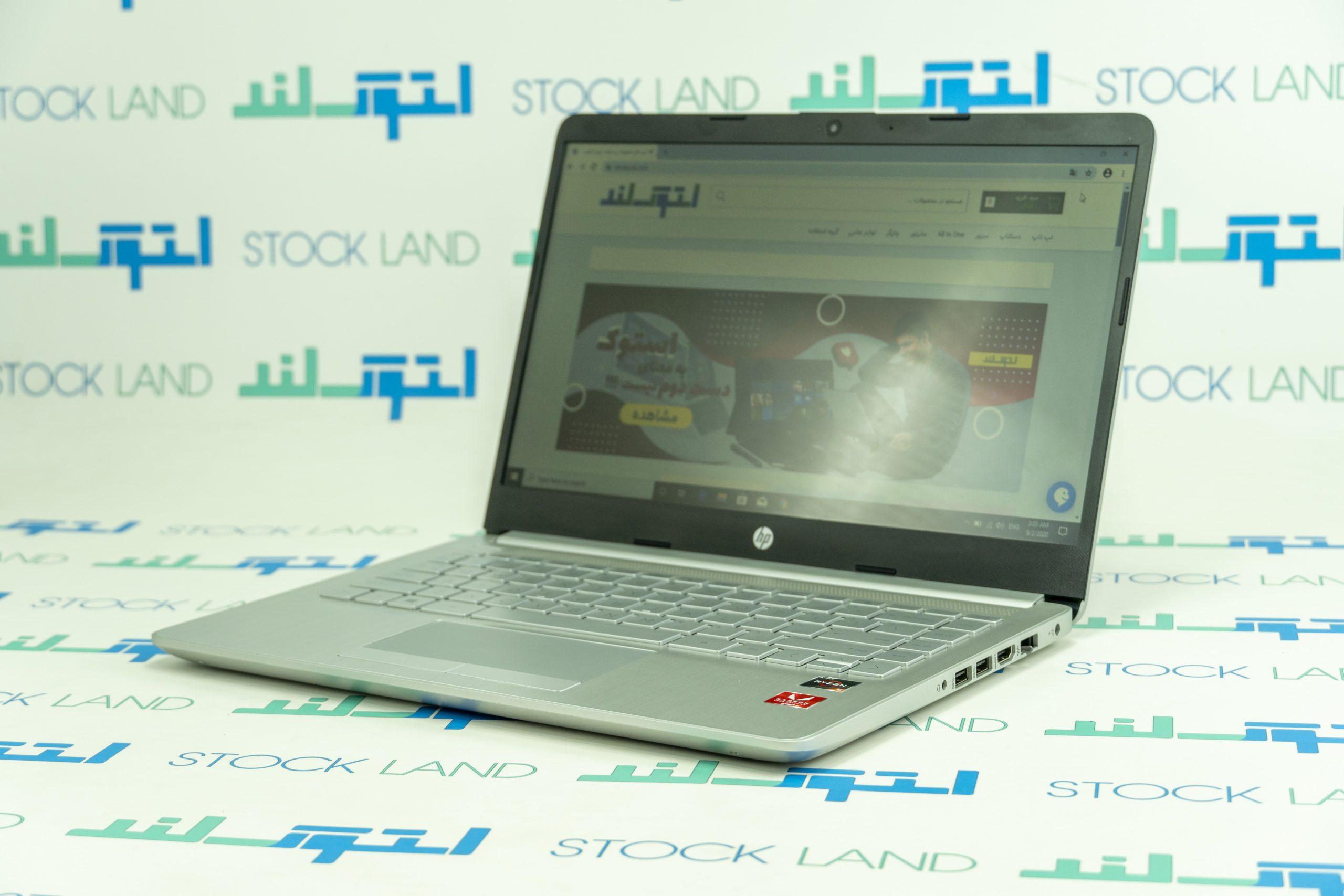 لپ تاپ HP مدل 14S