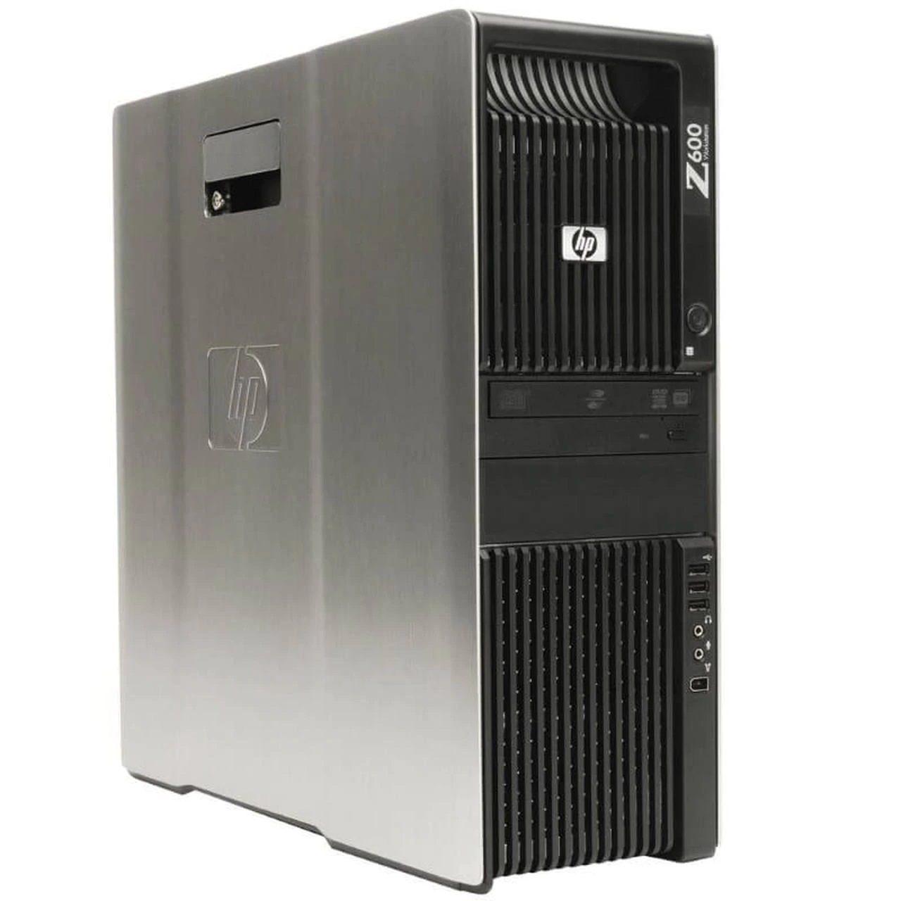 دسکتاپ HP مدل Z600 WorkStation