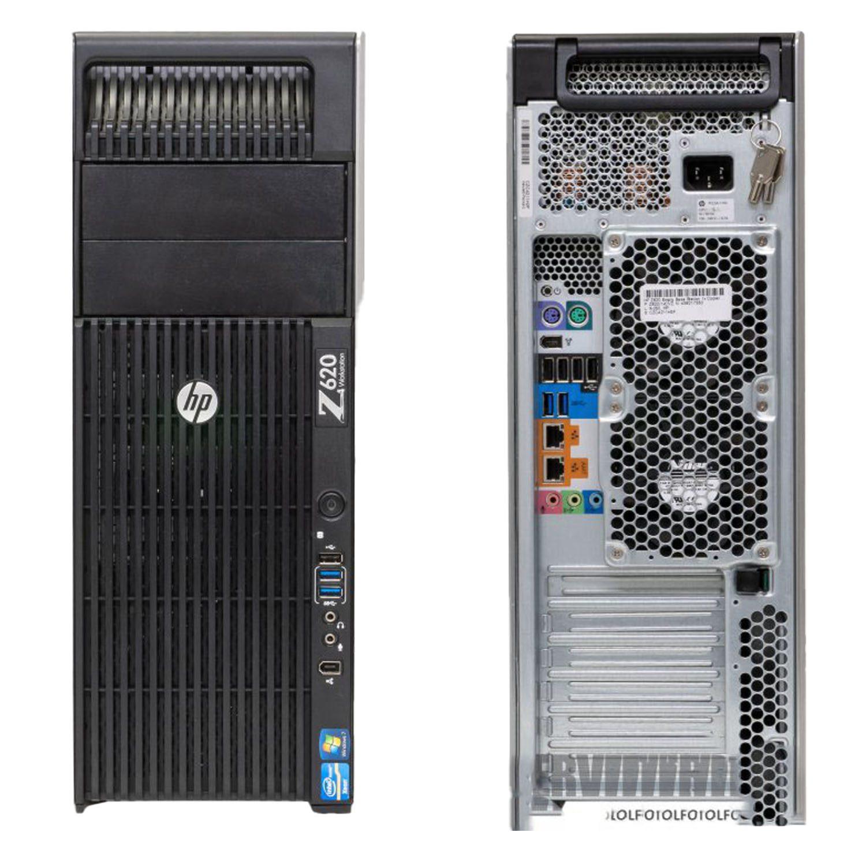 دسکتاپ HP مدل Z620 WorkStation