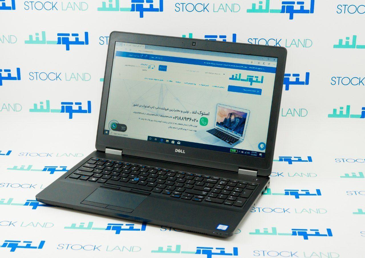 لپ تاپ DELL مدل Latitude E5570