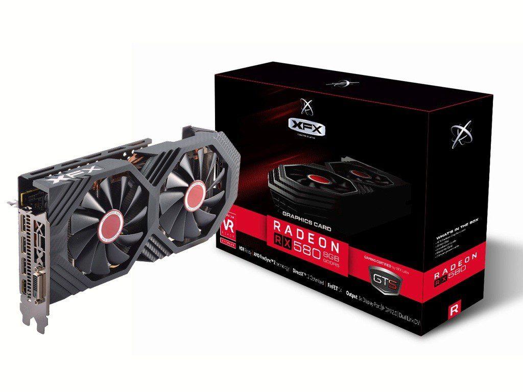 کارت گرافیک Radeon RX 580