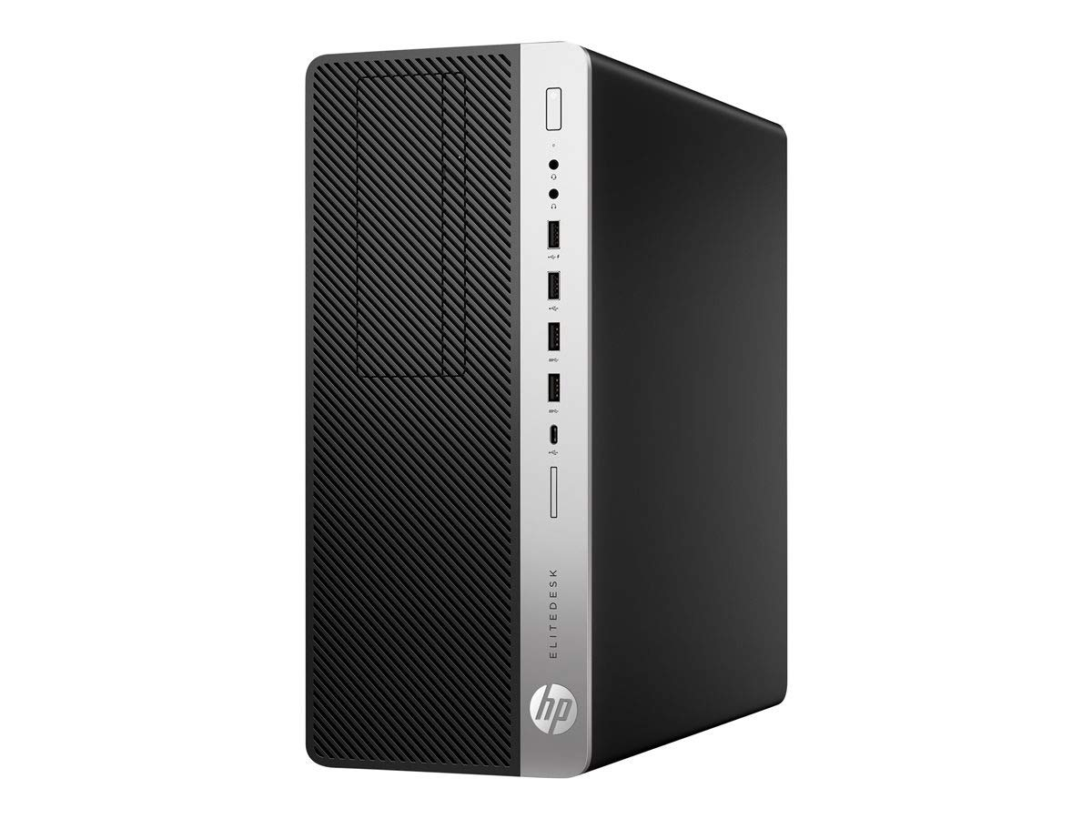 دسکتاپ HP مدل EliteDesk 800 G4 Tower