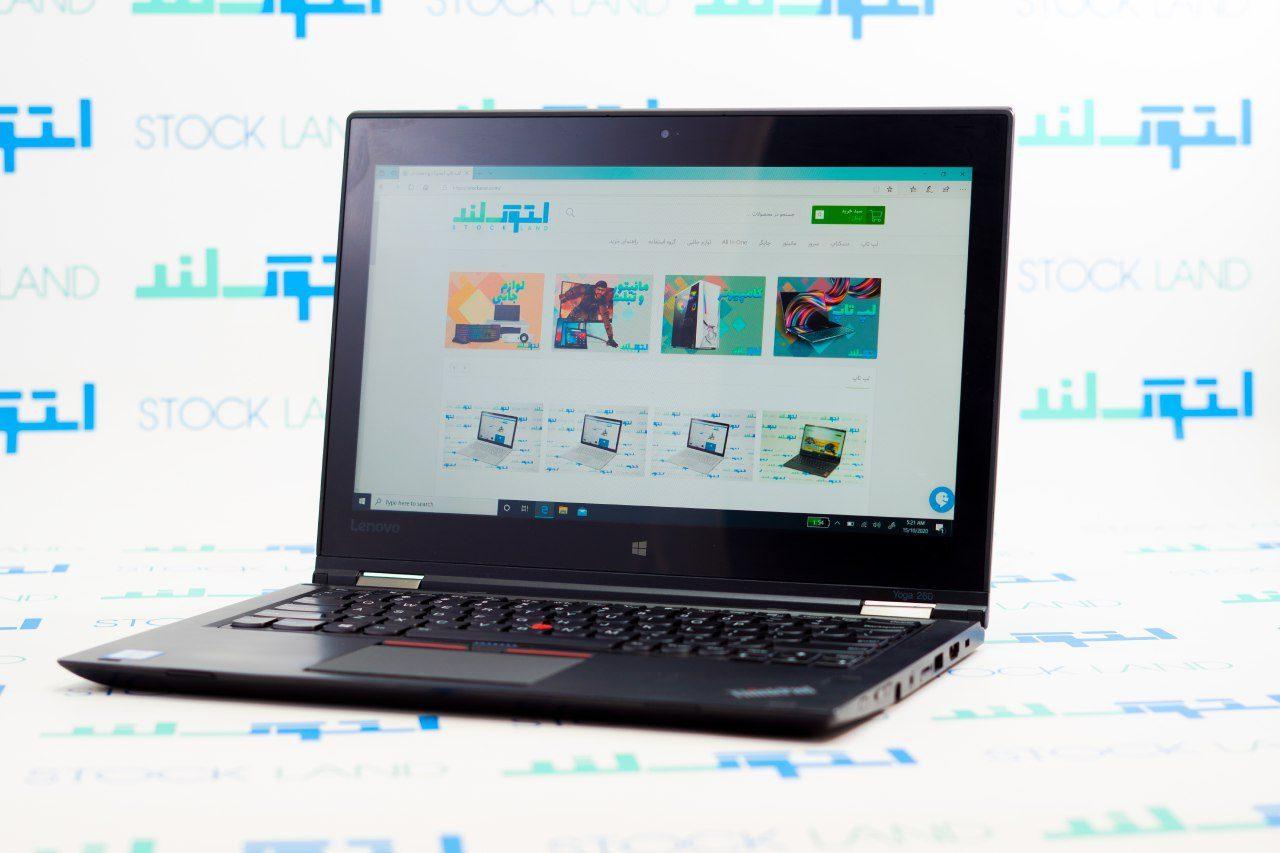 لپ تاپ لنوو مدل YOGA 260