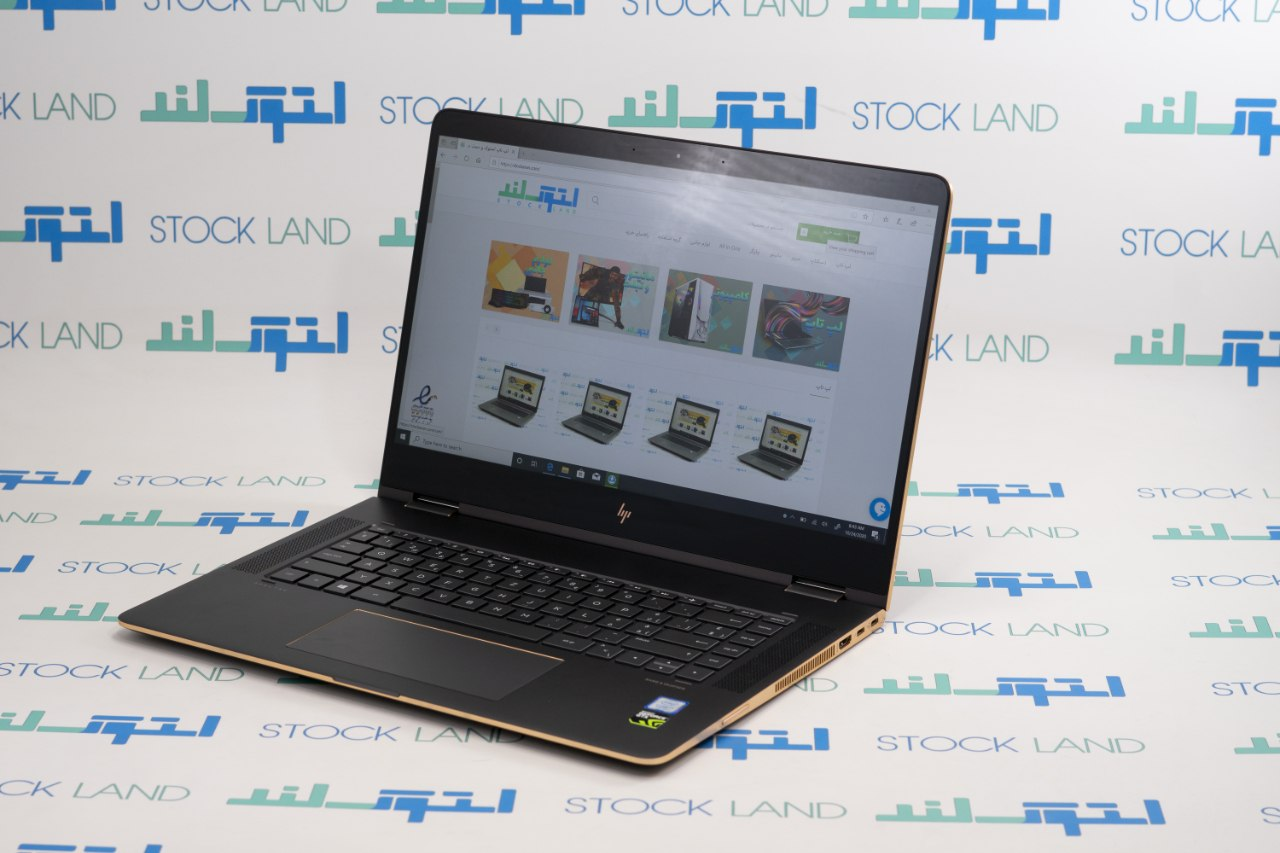 لپ تاپ HP مدل Spectre 15 BL090NZ