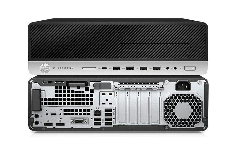 دسکتاپ HP مدل EliteDesk 800 G3 SFF