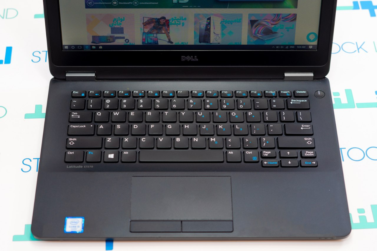 لپ تاپ DELL مدل Latitude E7270